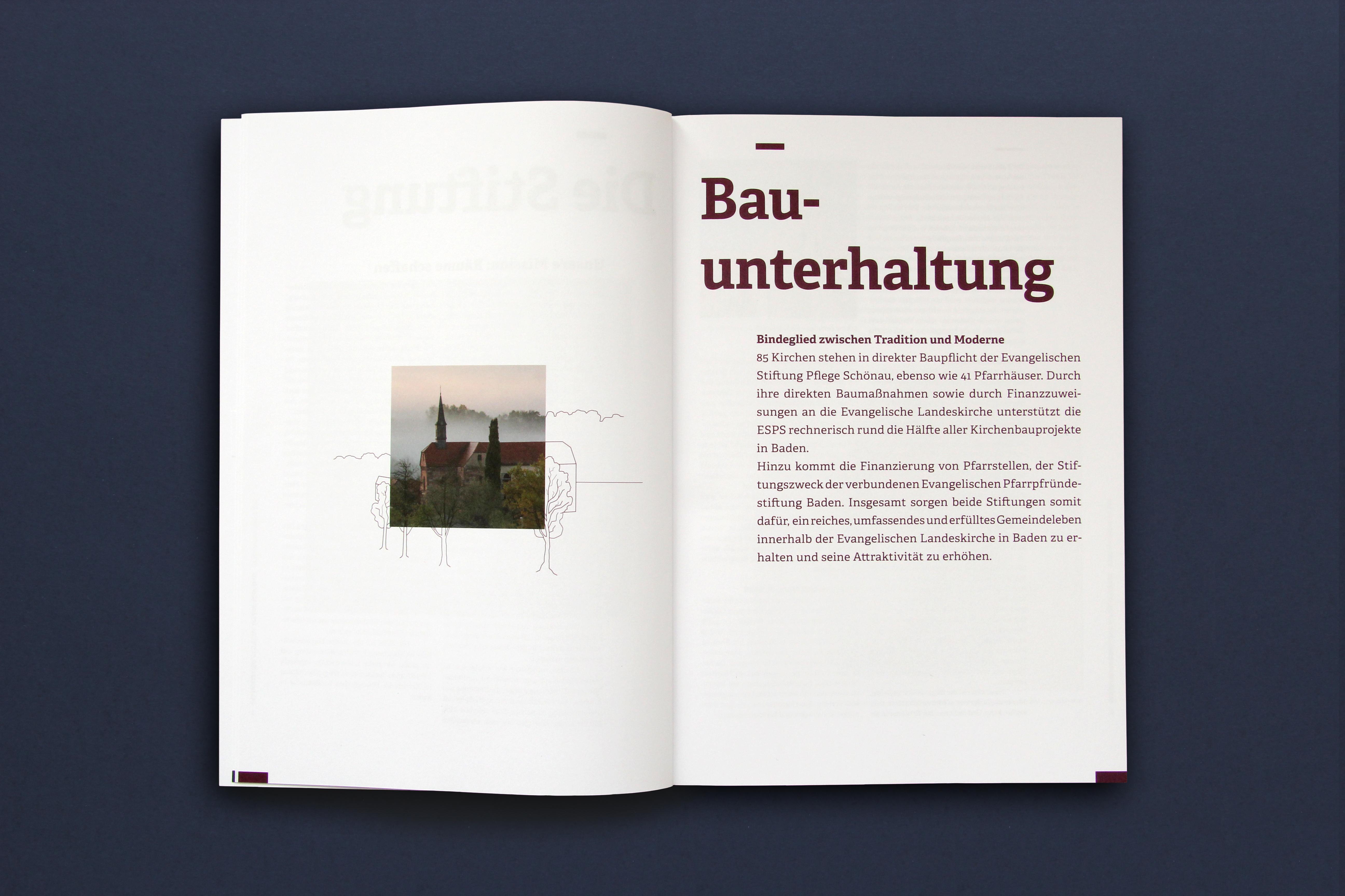 Annual Report Evangelische Stiftung Pflege Schönau