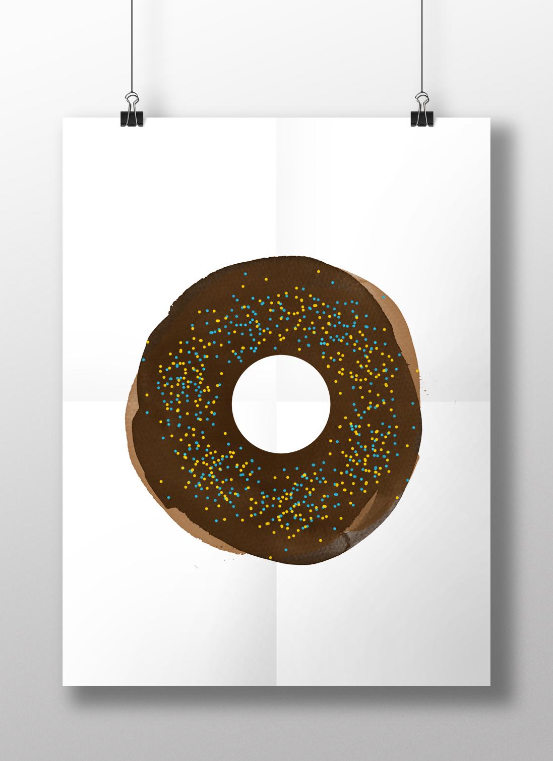 donut series